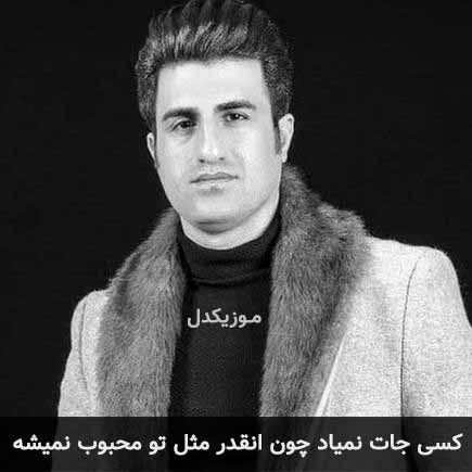 دانلود اهنگ کسی جات نمیاد چون انقدر مثل تو محبوب نمیشه محسن لرستانی