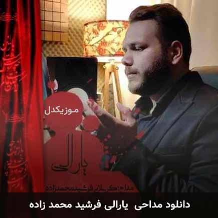 دانلود اهنگ یارالی فرشید محمد زاده