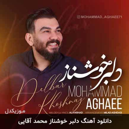 دانلود اهنگ دلبر خوشناز محمد آقایی
